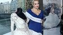 Takto vypadají vysněné svatební šaty Terezy Mátlové.