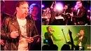 Rockeři drží, jak je vidno, spolu. Petr Kolář pokřtil ve Futuru nové album...