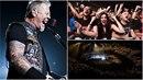 Metallica zrušila koncert pro 16 tisíc lidí. Proč?