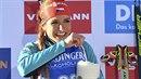 Gabriela Koukalová je českou chloubou, hlavní zbraní ve sportovní válce s...