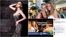 Linda Finková a její dcera Viktorie veřejně urazili snoubenku Richarda Genzera...