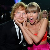 Ed Sheeran a Taylor Swift