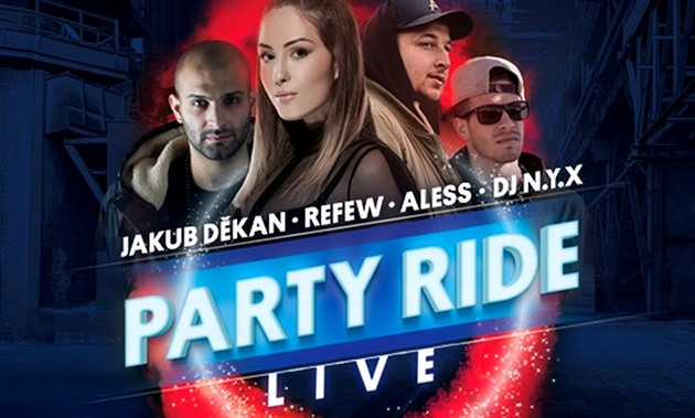 PARTY RIDE LIVE 2017