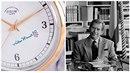 Václav Havel se po smrti dočkal své vlastní edice hodinek. To je tedy pocta.