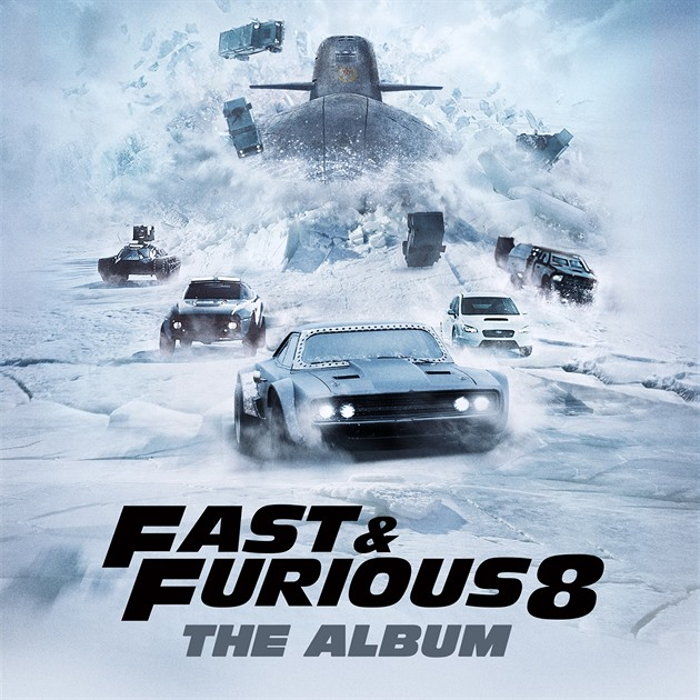 Soundtrack: Fast & Furious 8