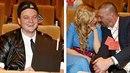 Kristelová se tulila k Řepkovy a bývalý milenec Kazma se na to musel dívat