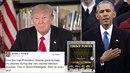 Trump obvinil Obamu z odposlechů jeho kanceláře před volbami