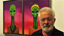 Robert Llimós prý spatřil UFO a mimozemšťany. Takhle podle něho vypadají.