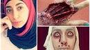 Mladá dívka má zvláštní talent, díky make-upu dělá z lidí zombie.