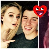 Sabrina Carpenter a Shawn Mendes