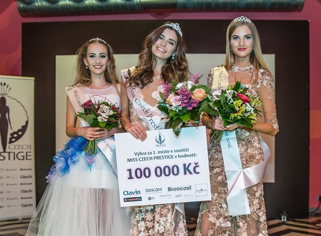 Miss Czech Prestige 2016