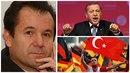 Andor Šándor (vlevo) považuje Turecko za největší hrozbu!