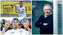 Ladislav Vízek (vpravo) by fotbalového hříšníka Davida Limberského uvítal v...