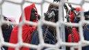 Denně se do Itálie dostane i více než 3000 uprchlíků z Afriky.