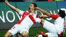 Slávista Milan Škoda vyrovnal proti Spartě na 1:1 z penalty, která se neměla...