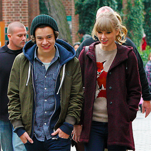 Taylor Swift a Harry Styles