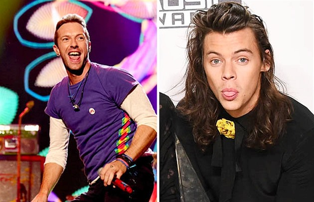 Chris Martin / Harry Styles