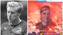 V Plzni fanoušci, hráči i rozhodčí uctili památku Františka Rajtorala.
