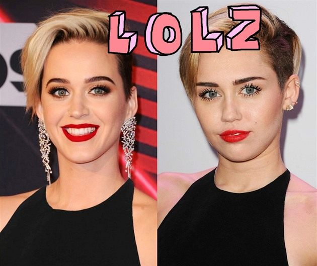 Katy Perry / Miley Cyrus