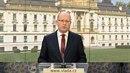 Bohuslav Sobotka dnes oznámil, že demisi vlády nepodá.
