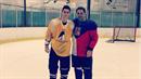 Martin Dejdar by ze svého syna měl nejraději slavného hokejistu.