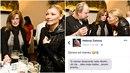 Helena Zeťová je zveřejnila zprávu od své maminky.
