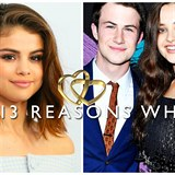 Selena Gomez / Dylan a Katherine / 13 Reasons Why