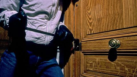 Zloděje ze sklepa vyslídila kamera