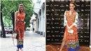 Andrea Verešová a Andrea Bezděková oblékly podobný model. Které sluší víc?