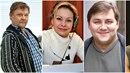Znáte jejich hlas, ale poznali byste jejich tvář?