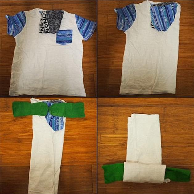 7418f9c7db5 Jak si zabalit oblečení na cesty  Takhle!