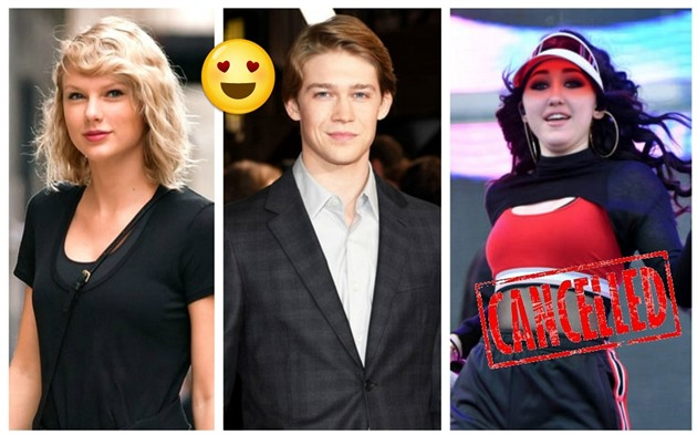 Taylor Swift / Joe Alwyn / Noah Cyrus
