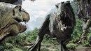 Tyrranosaurus byl monstrózní.