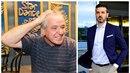 Sparťanský nový kouč Andrea Stramaccioni (vpravo)? To bude podle Ladislava...