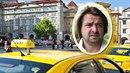 Zdeněk Macura nám prozradil, jak to má s ježděním v taxíku teď.