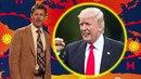 Brad Pitt vytrollil Donalda Trumpa.