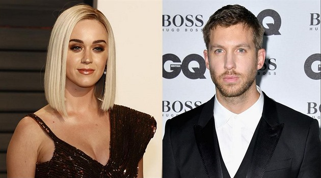 Katy Perry a Calvin Harris