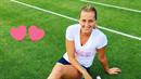 Petra Kvitová se přiznala, že miluje trávu!