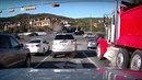 Havárie v texaském Austinu.