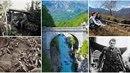 Slovinskými horami po stopách války