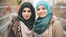Mladé muslimky v hidžábu. (ilustrační foto)