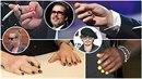 Kteří slavní muži si potrpí na lakování nehtů?