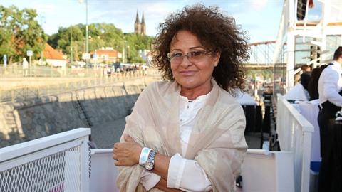 Zelenková oslavila v červnu 67. narozeniny. Vypadá báječně.
