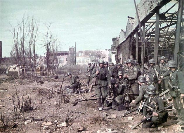 Pět věcí, které možná nevíte o bitvě u Stalingradu - Expres.cz