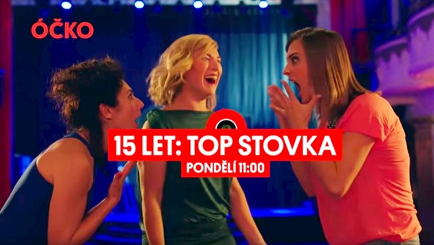 15 LET: TOP STOVKA