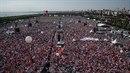 V Istanbulu protestovaly statisíce Turků proti režimu Recepa Erdogana