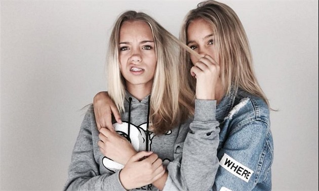 Lisa a Lena Mantlerovi