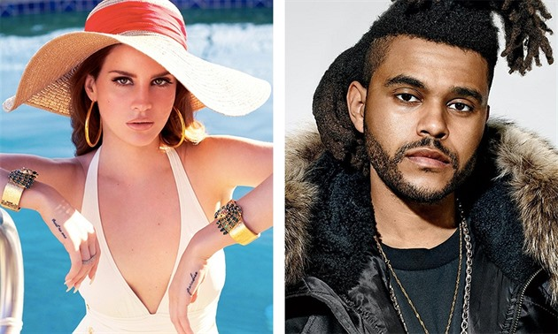 Lana Del Rey / The Weeknd