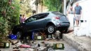 Zemětřesení na ostrově Kos pohnulo budovami i auty.