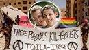 Gayové jdou do boje proti Islámskému státu!